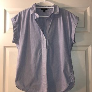 J crew blouse size 10